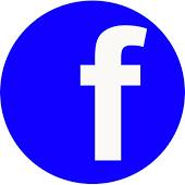 rond bleu facebook
